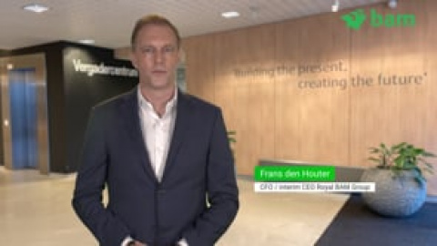 Video message Frans den Houter 23 March 2020 GER