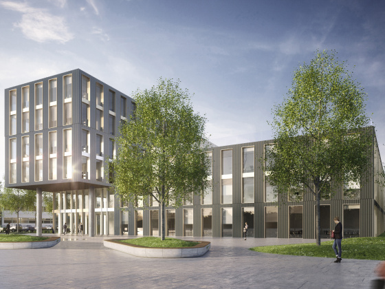© Sacker Architekten und Partner AG